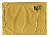 Large brown envelope — Stock Photo