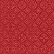 Royalty-Free Stock Vektorgrafik: Seamless wallpaper pattern vector illust
