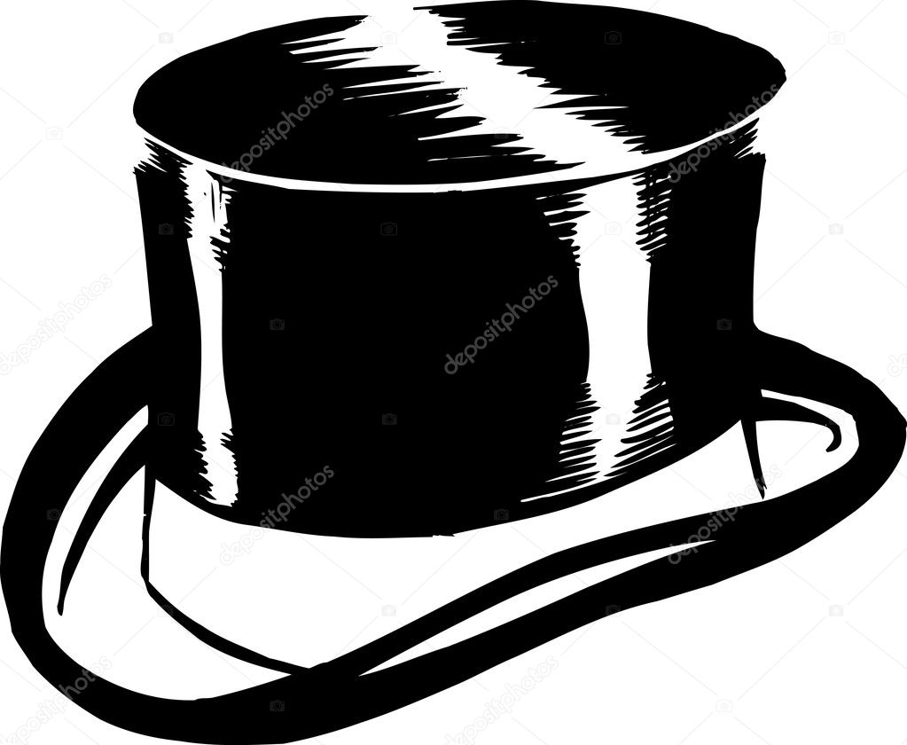 Top Hat — Stock Vector #2795051