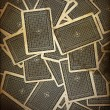 Playing Cards Background Design — Stock Photo #2806340