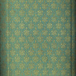 Vintage Wallpaper Background Texture Des — Stock Photo