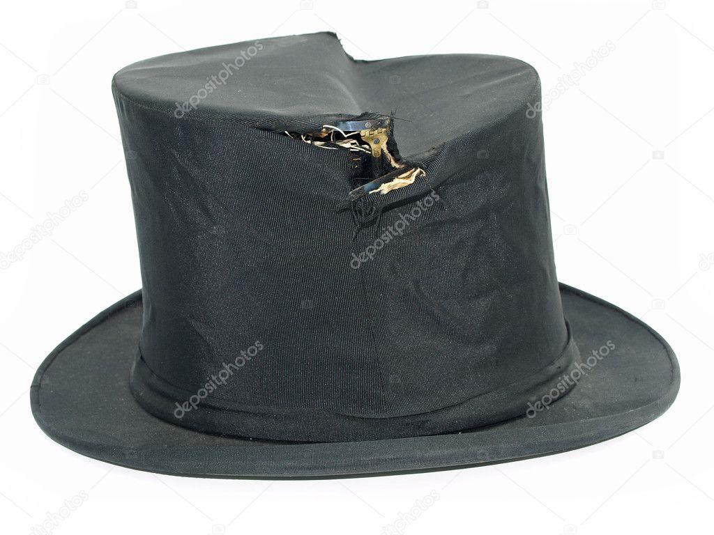 how to fix a broken hat