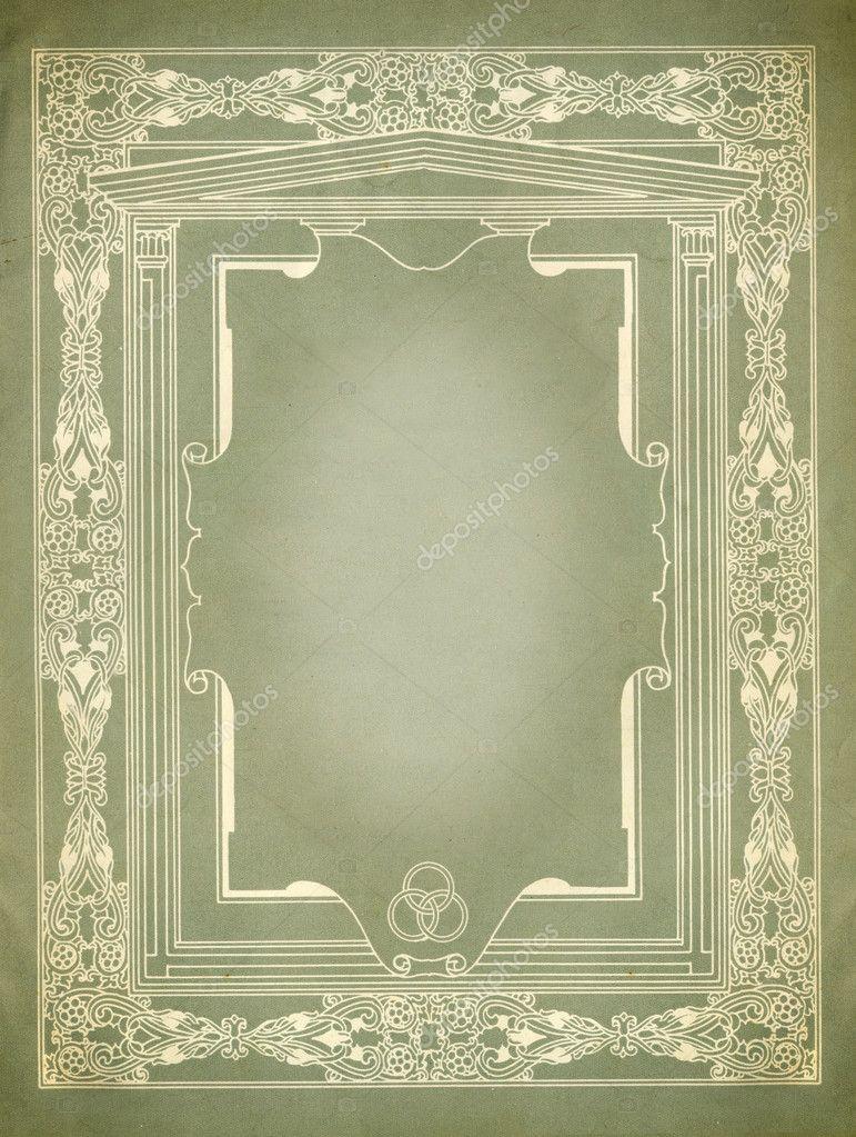 Decorative Border Designs
