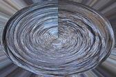 Lente whirlpool — Stockfoto