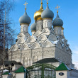 Church, Moscow, Russia — Stock Photo #2809284