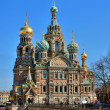 Temple, Russia, Saint Petersburg - Stock Photo