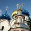 The ancient monastery in Russia — Stock Photo