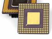 The old processor — Stock Photo