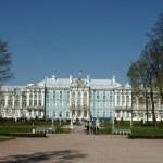 Ekaterina Sankt-Peterburg's palace — Stock Photo #2822780