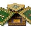 Old processors — Stock Photo #2828608