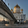 Cathedral of Christ the Saviour — Stock Photo #2828783
