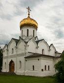 Klasztor starożytnego człowieka w Rosji. — Zdjęcie stockowe
