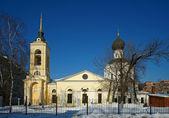 Kyrkan, moskva, ryssland — Stockfoto