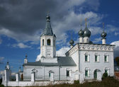 Ancient monastery in Russia. — Stock Photo