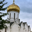 Monastery Russia — Stock Photo