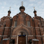 Monastery Russia — Stock Photo