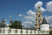 Yeni spassky manastırı. — Stok fotoğraf