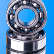 Stock Photo: Steel bearing