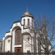 Church, Moscow, Russia — Stock Photo
