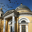 Church, Moscow, Russia — Stock Photo #3057001