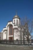 教会、モスクワ、ロシア — ストック写真