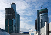 Moscow - city — Stock Photo
