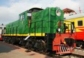Dieselmotor - loket — Stockfoto