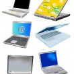 Laptop design — Stock Vector #2838655