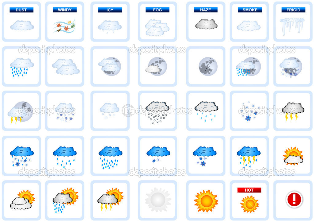 weather icons windy.