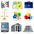Royalty-Free Stock Vector Image: Account icons