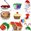Christmas icons - 