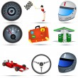Stock Vector: Transport icons 2