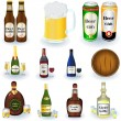 Drink icons — Stock Vector #2869059