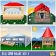 Royalty-Free Stock Vector Image: Real Estate collection 5