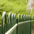 Green fense — Stock Photo #3087811