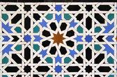 Moorish Tile — Stock Photo