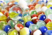 Colorful Marbles — Stock Photo