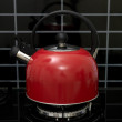 Stock Photo: Stove Top Kettle