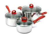 Cooking Pot — Stock Photo