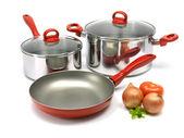 Cooking Pot — Stock Photo