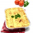 Lasagne - Stock Photo