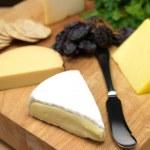 Cheese Board — Stock Photo #3548695