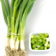 Spring Onions — Stock Photo #3612203