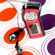 MP3 Player — Stok Fotoğraf #3622716