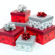 Christmas Presents - Stock Photo