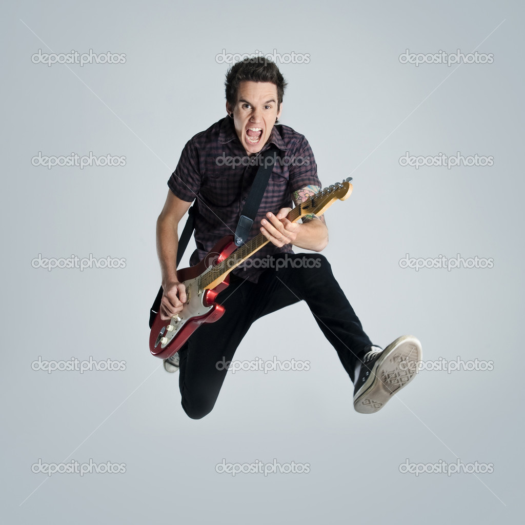 Rock and Roll — Stock Photo © Daxiao_Productions #2736525