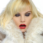 Winter blond — Stock Photo #3353809