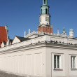 Poznan Cityhall — Stock Photo