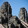 Bayon Angkor Thom Temple — Stock Photo
