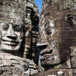 Bayon Angkor Thom Temple - Stock Photo